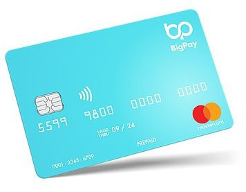 prepaid mastercard bigpay