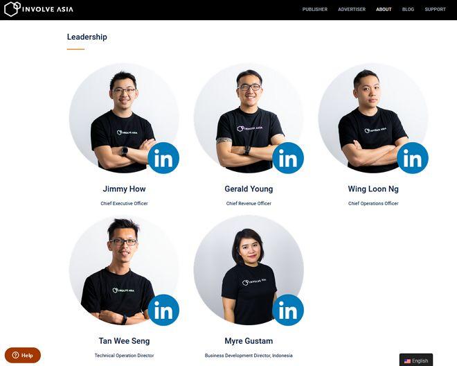 contoh about us syarikat