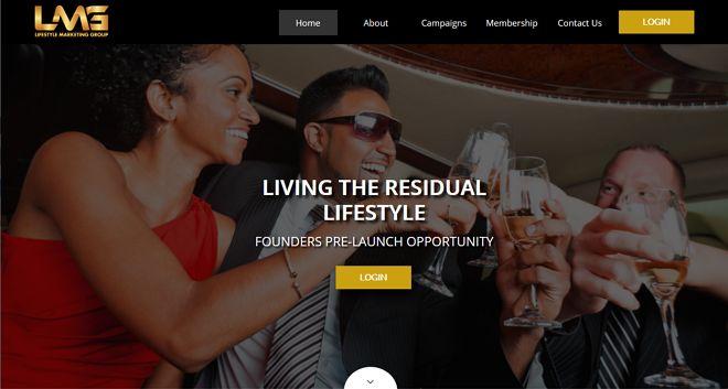 syarikat lmg lifestyle marketing group
