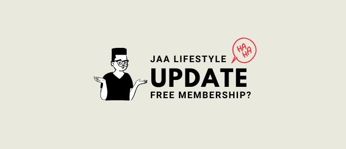 Update Terbaru JAA Lifestyle