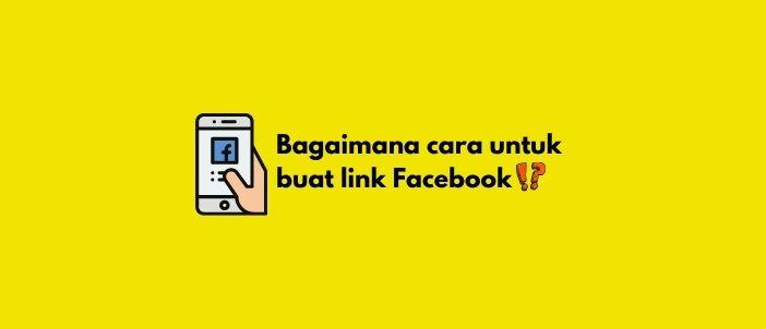 cara buat link facebook