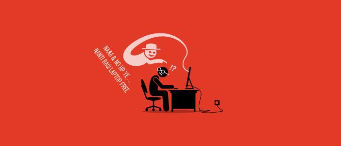 free laptop scheme 2020 adalah penipu