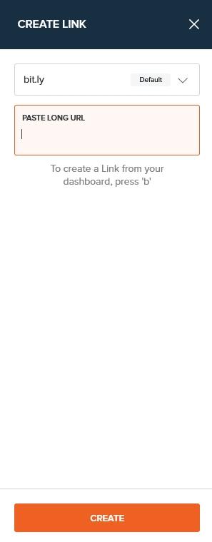 ruangan create link bitly