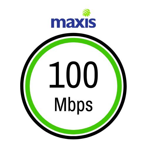 pakej internet rumah maxis 100mbps