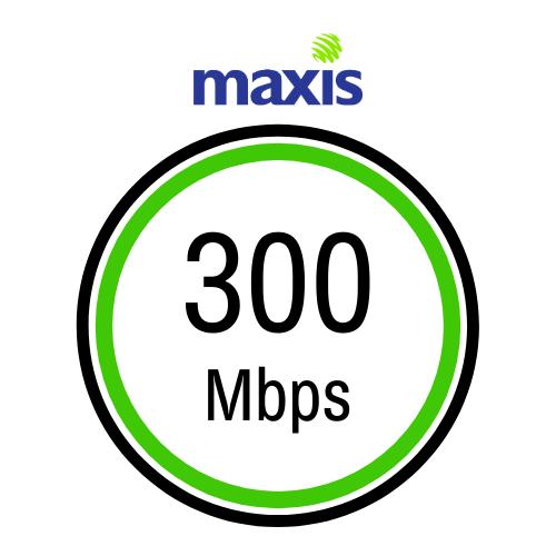 pakej internet rumah terbaik maxis 300mbps