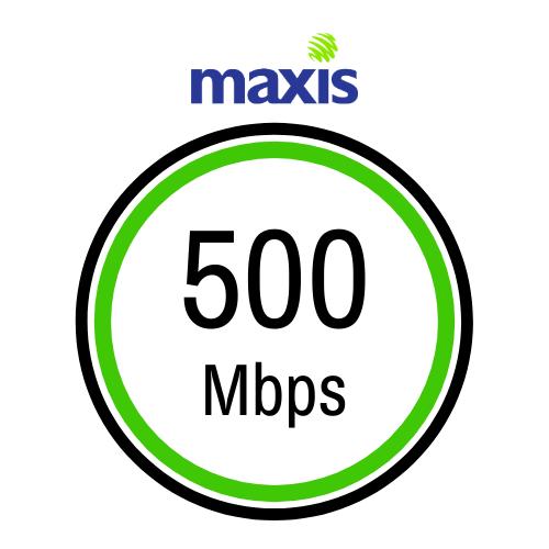 pakej internet maxis 500mbps plan