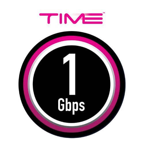 time 1Gbps Pakej Internet Terbaik untuk Rumah