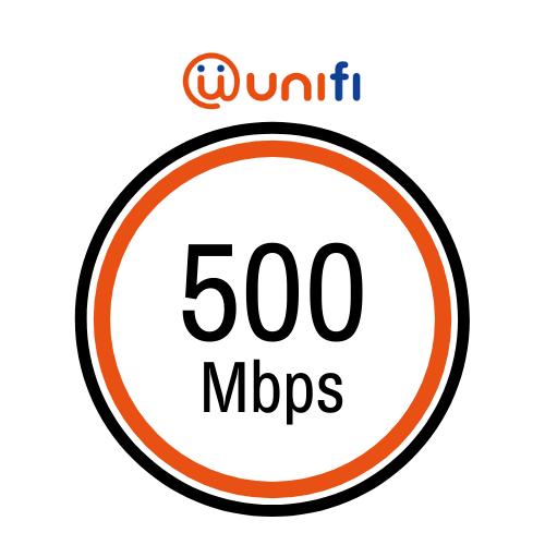 pakej internet rumah unifi 500mbps
