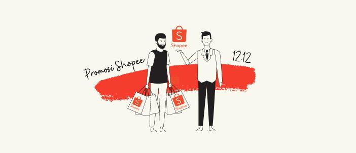 Senarai Promosi di Shopee 12.12 Birthday Sale 2020