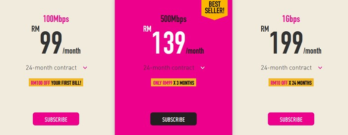 Pakej internet time internet paling laju dan murah di malaysia