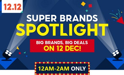 12.12 super brand spotlight shopee