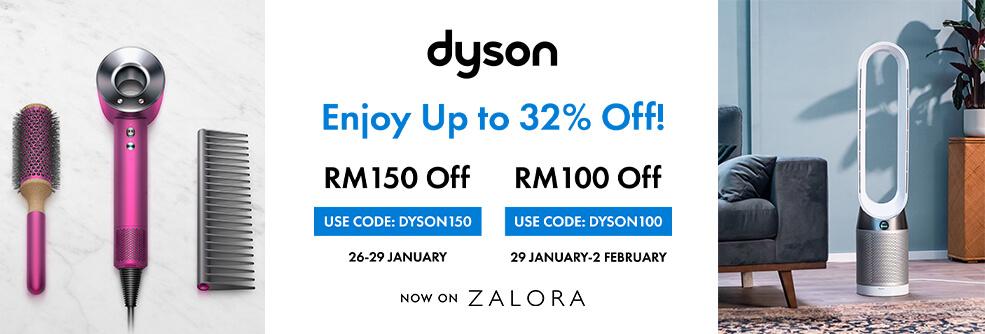 Dyson zalora campaign rv2