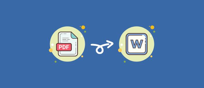 cara tukar fail pdf ke word dengan mudah.