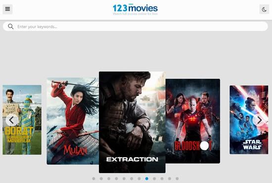 123movies laman movie percuma yang terkenal