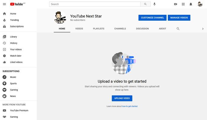 channel youtube siap