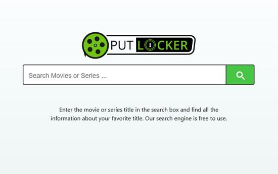 putlocker-is enjin pencarian khas untuk movie