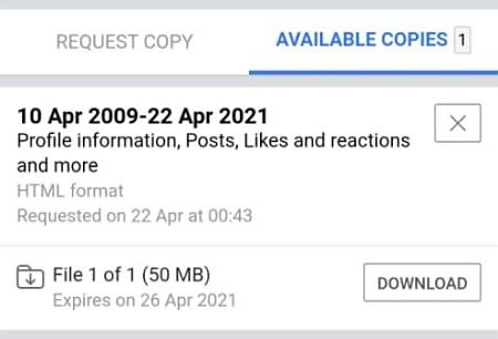 fail data facebook sedia di download
