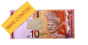 Percuma RM10 jika guna referral kod
