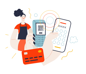 contactless wave payment