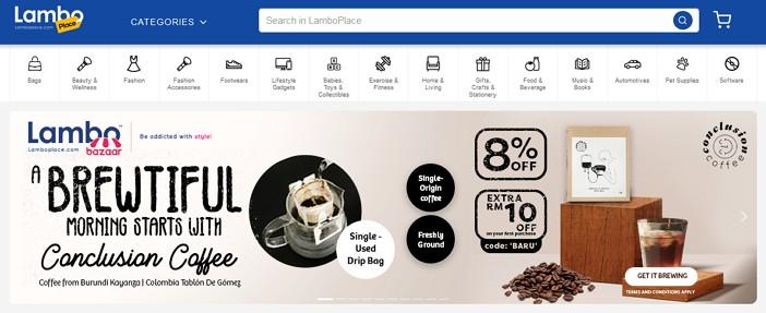 laman web online shopping lamboplace malaysia